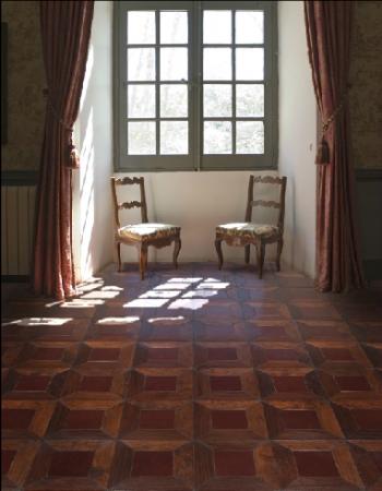 Patina Old World Flooring Hand Scraped Parquet