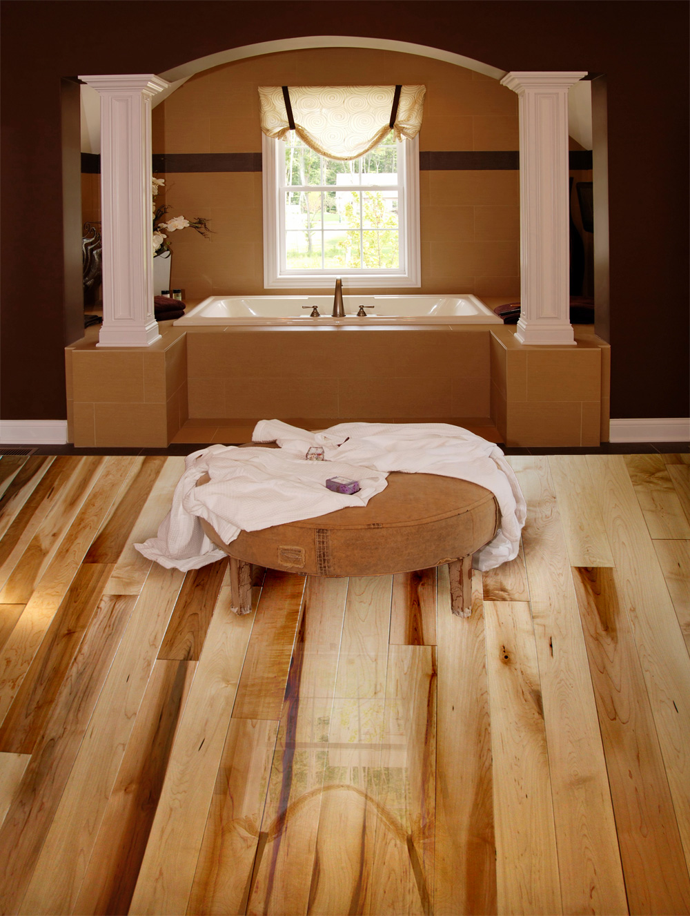 Aacer Engineered Maple with Design