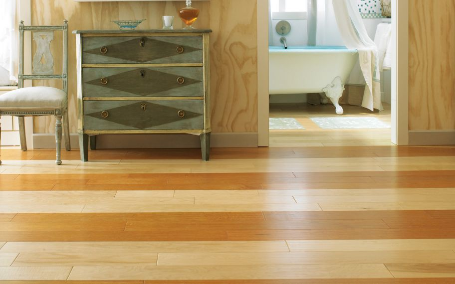 Maple Hardwood Floor Design Ideas 912 x 570