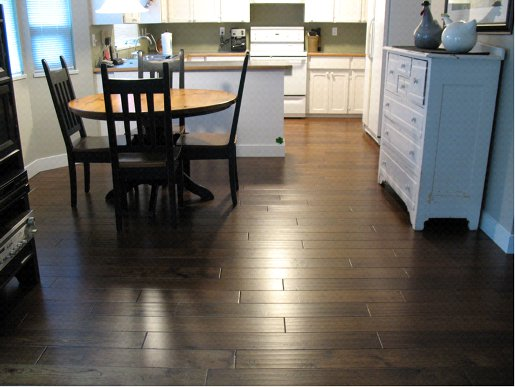 Aacer Engineered Hand Scraped Maple