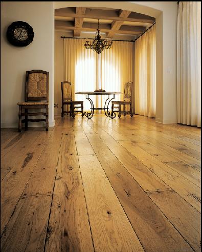 Patina Old World Flooring Hand Scraped Hickory