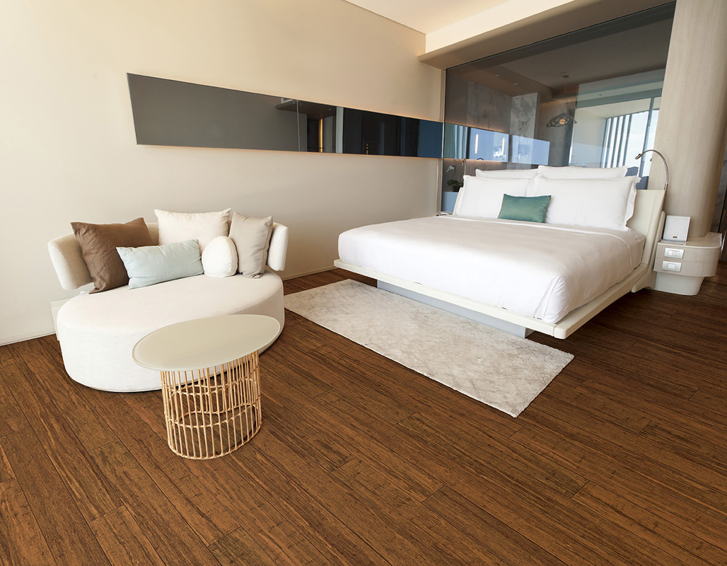 US Floors Imported Bamboo Hand Scraped