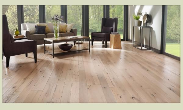 HomerWood solid reclaimed oak