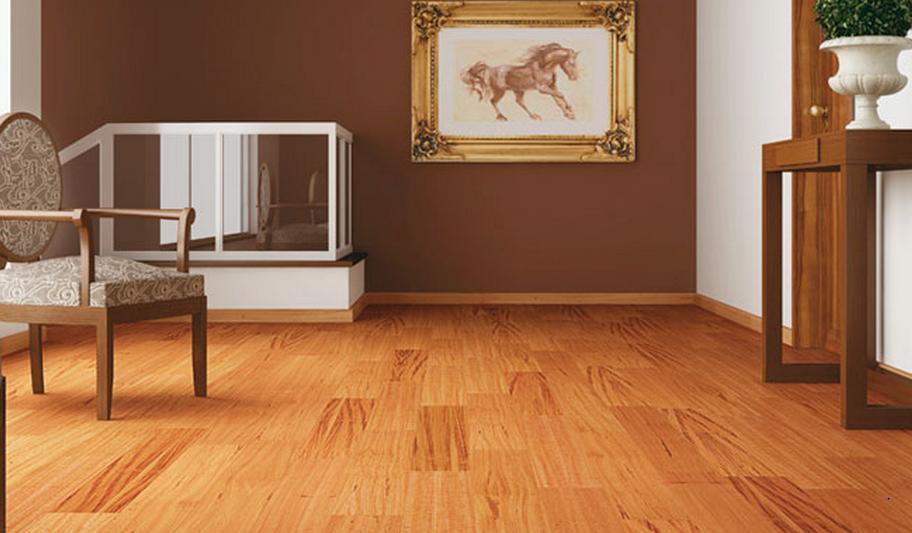 Indusparquet Imported Solid Tigerwood