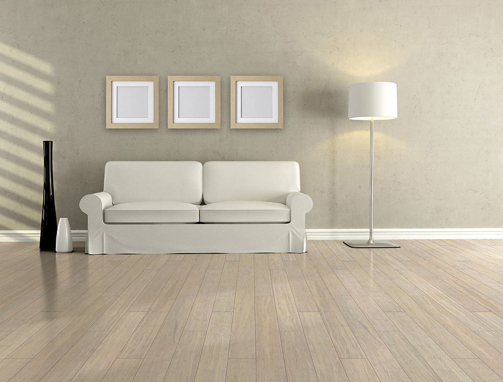 Very Best White Bamboo Flooring in Room 1000 x 760 · 227 kB · jpeg