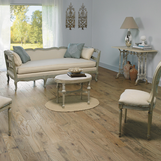 Columbia Solid Oak