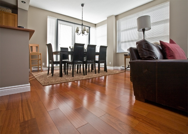 Johnson Premium Hardwood Engineered Brazilian Cherry