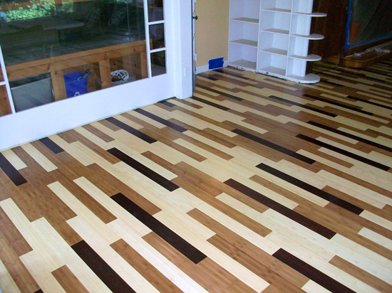 US Floors Imported Bamboo with Pattern