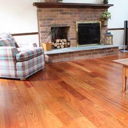 Site Finished Hardwood Flooring Pinnacle Floors