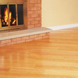 Vintage Natural Red Oak Engineered