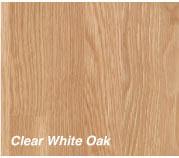 Clear White Oak