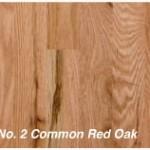 No. 2 Common Red Oak