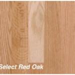 Select Grade Red Oak