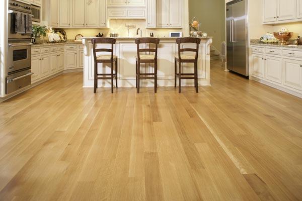 White oak select - plank