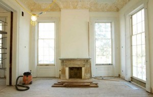 Historic Floor Restoration