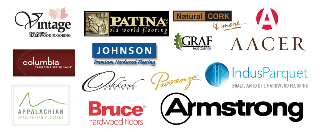 premium hardwood flooring sales installation in