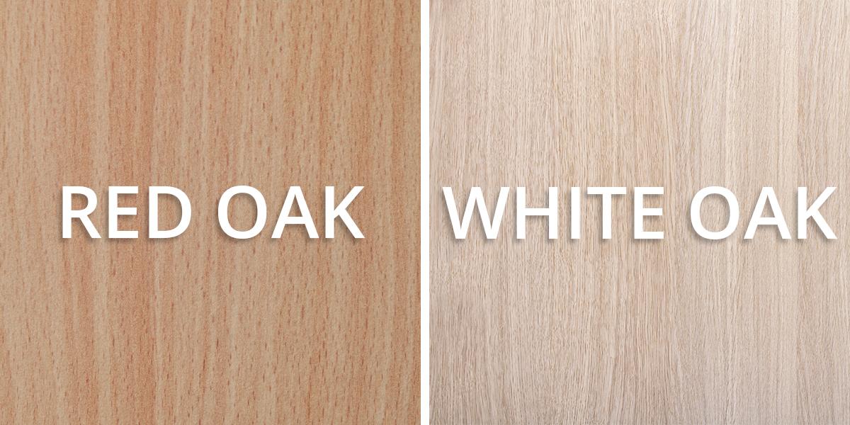 red oak vs white oak flooring
