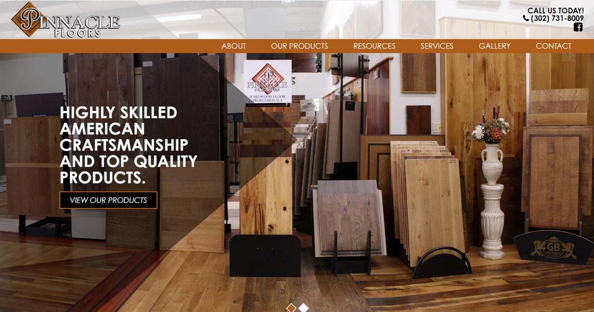 Imported Exotic Hardwood Flooring - Pinnacle Floors